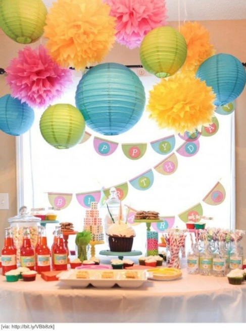 Children's parties! | DesignedbyBelle